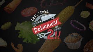 Cook, Serve, Delicious! 2 | PC | Vertigo Gaming Inc. | Der Küchenwahnsinn geht weiter! #1
