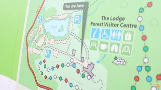 The Lodge Forest Visitor Centre, Aberfoyle