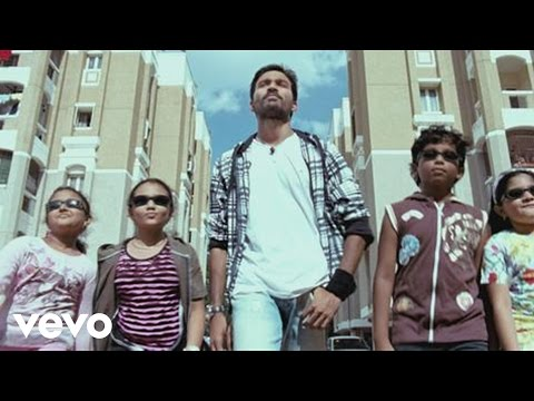 Kutty - Lifey Jollyda Video | Dhanush | Devi Sri Prasad