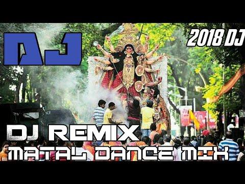 2018 Durga Puja Mashup DJ Remix (matal Dance Mix)DJ Suman Raj