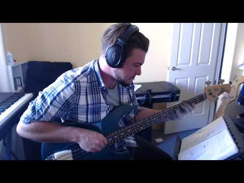 Louis Jordan - Is You Is Or Is You Ain't My Baby Bass Cover