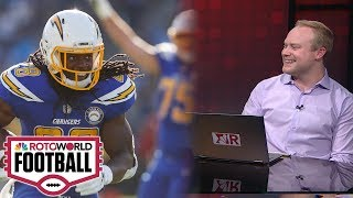 Fantasy Football Week 4 Rankings and Game previews | Rotoworld Football Podcast | NBC Sports
