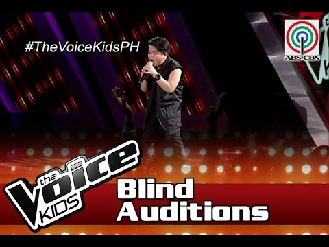 """The Voice Kids Philippines 2016 Blind Auditions: """"Hallelujah"""" by Miguel"""