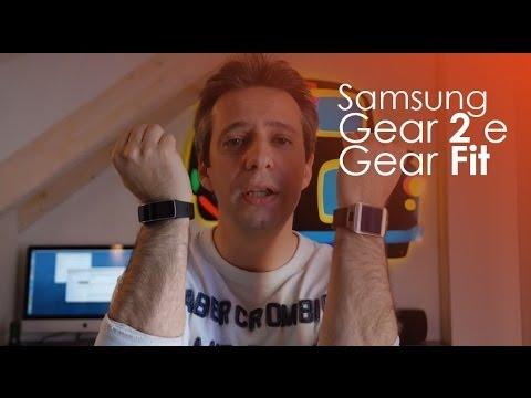 Samsung Gear 2 e Gear Fit. La recensione di HDblog