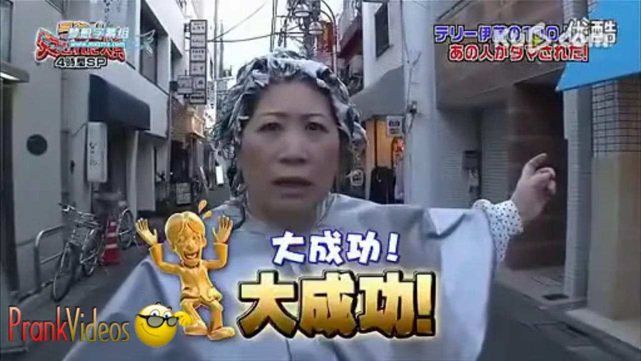 Japanese Crowd Prank Compilation (2017)