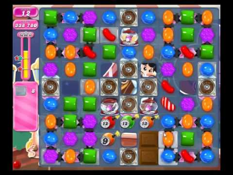 Candy Crush Saga Level 2182 - NO BOOSTERS