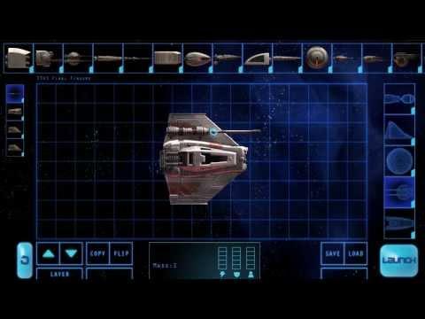 Defect SDK Is A Spaceship Design Game Being Partially Funded By The - Spaceship design game