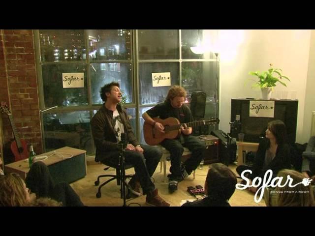 Junkyard Scientists - Pocket Size (live acoustic)