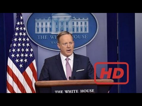 LIVE 🔴 White House Press Briefing with Press Secretary Sean Spicer wire tapping surveillance & more