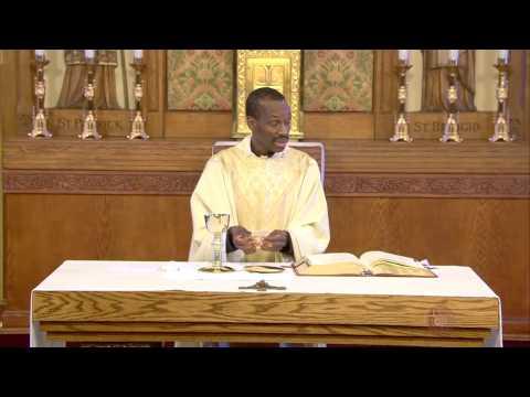 CatholicTV Mass: 2/21/17 | St. Peter Damian