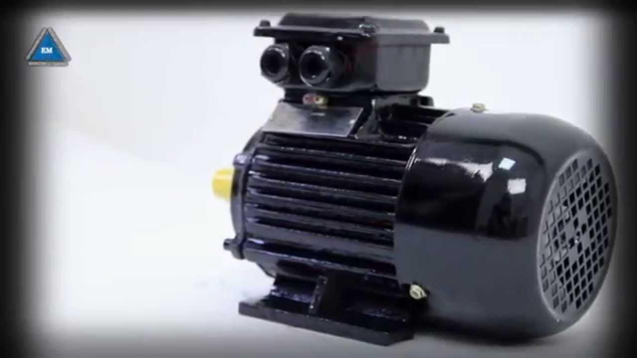 Электродвигатель АИР 90 L4, АИР90L4 - YouTube