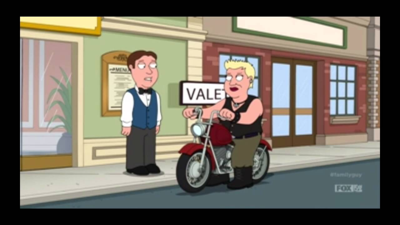 lesbian's crotch - family guy - youtube