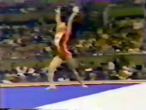 1979 Gymnastics World Champs, women's AA