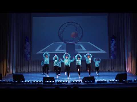 Отчетный концерт - Бывшие Баскетболисты - Богаченко Дмитрий