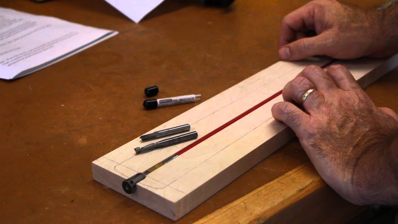 Truss Rod Channel Router Bit Review Youtube
