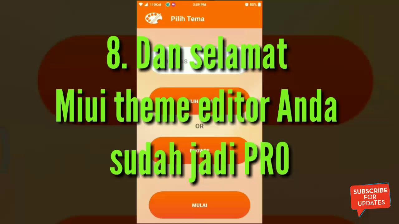 MIUI theme editor pro [ Tutorial +Download ]