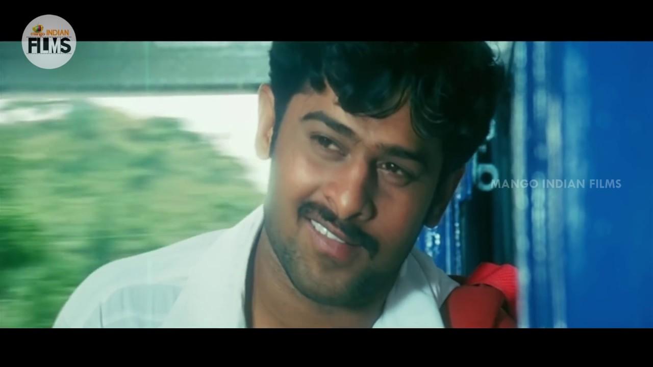Download Baarish Hindi Dubbed Action Movie   Prabhas   Trisha   Gopichand   DSP   Mango Indian Films