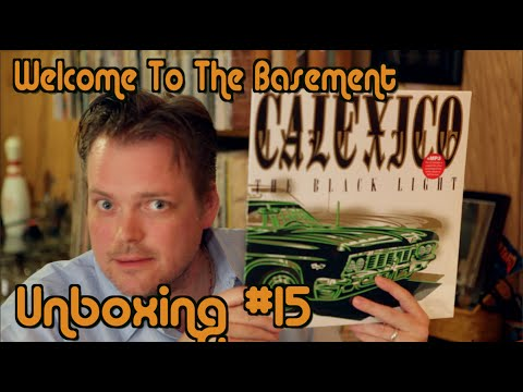 calexico on vinyl unboxing 15 welcome to the basement