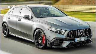 2019 Mercedes AMG A 45 S 4MATIC+ - Powerful and Fun Hot Hatch