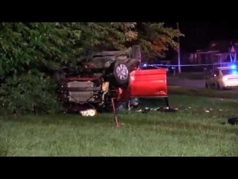 Robbins, IL Fatal Crash, Aug. 27, 2015