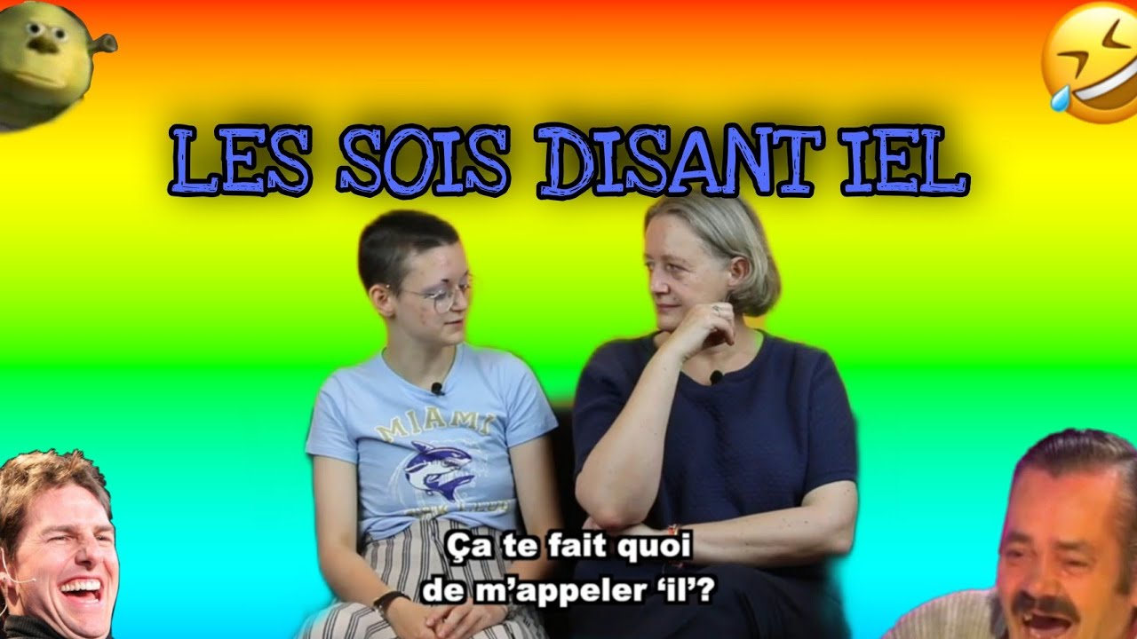 """Download LES SOIS DISANT """"IEL"""" ANALYSE COCASSE #HUMOURCHACAL"""