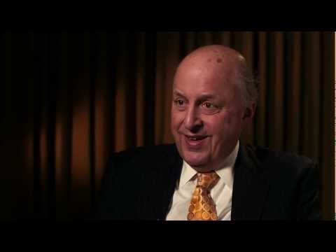 Voice of the Customer:  John Negroponte, Career diplomat/First Director of National Intelligence