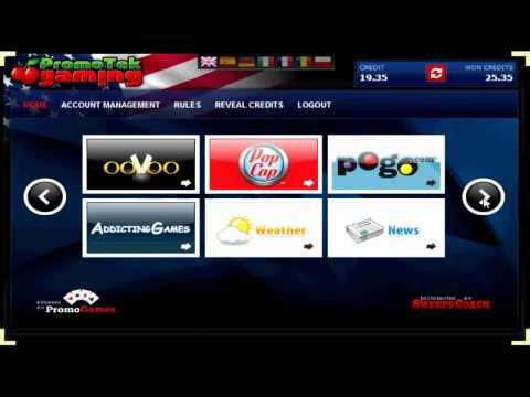 Internet Kiosk w/ Promotional Sweepstakes