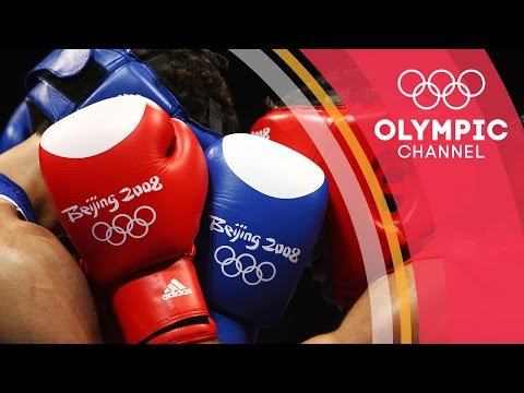 Beijing's 2008 Legacy Lives On in New Generation of Boxers and Shuttle   Flame Catchers