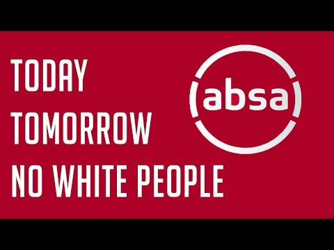 Are You Too White for Absa? | South Africa (2018)