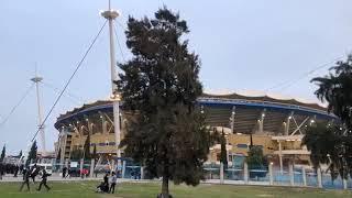 مباشرة من تونس: أجواء رائعة برادس قبل لقاء الرجاء والترجي