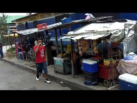 Streets of Comayagua, Honduras