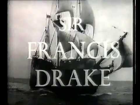 """Sir Francis Drake"" UK TV series 1961&x20141962;   leadin"