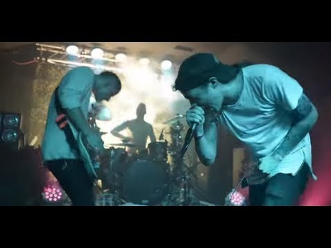 Blessthefall debut Wishful Sinking video - The Plot In You debut I Always Wanted To Leave video