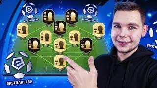 Najlepszy skład z EKSTRAKLASY | FIFA 19