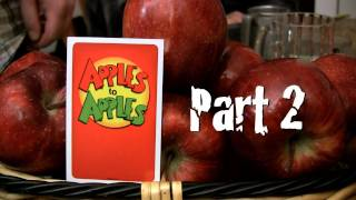 Drunkest Apples to Apples