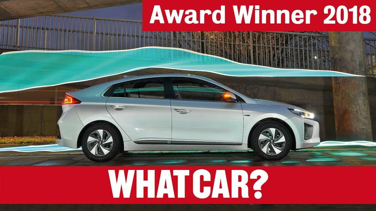 Hyundai Ioniq 2018 Hybrid Car Of The Year What Sponsored