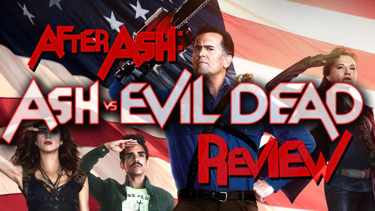 "Download Ash Vs Evil Dead Season 2 Episode 7 ""Delusion"" - After Ash"