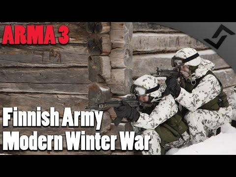 Men of War - Winter War! - 1v1 MP Game - Finland vs USSR 1939 - MOWAS 2
