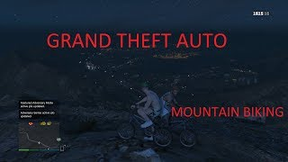 MOUNTAIN BIKING *GONE WRONG* *PORNO FOUND IN TREVORS HOUSE* (GTA 5)