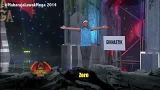 Maharaja Lawak Mega 2014 - Minggu 11 Zero