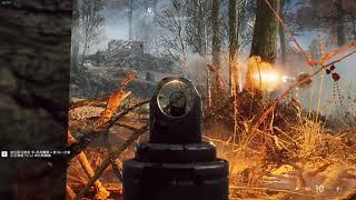 【戰地風雲 V】 Battlefield V 第四章 RZ-760 RTX 2060實測