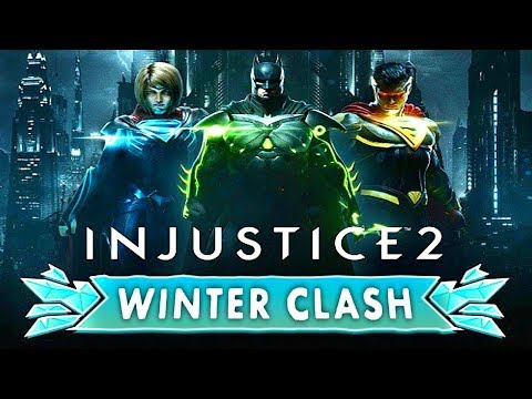 Injustice 2: Winter Clash 2017 - Full Tournament! [TOP8 + Fi