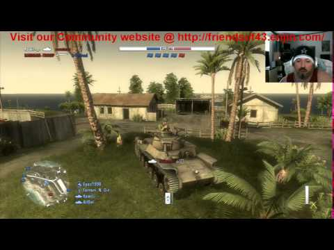 Battlefield 1943  Ducs of Hazard:  A Double Header