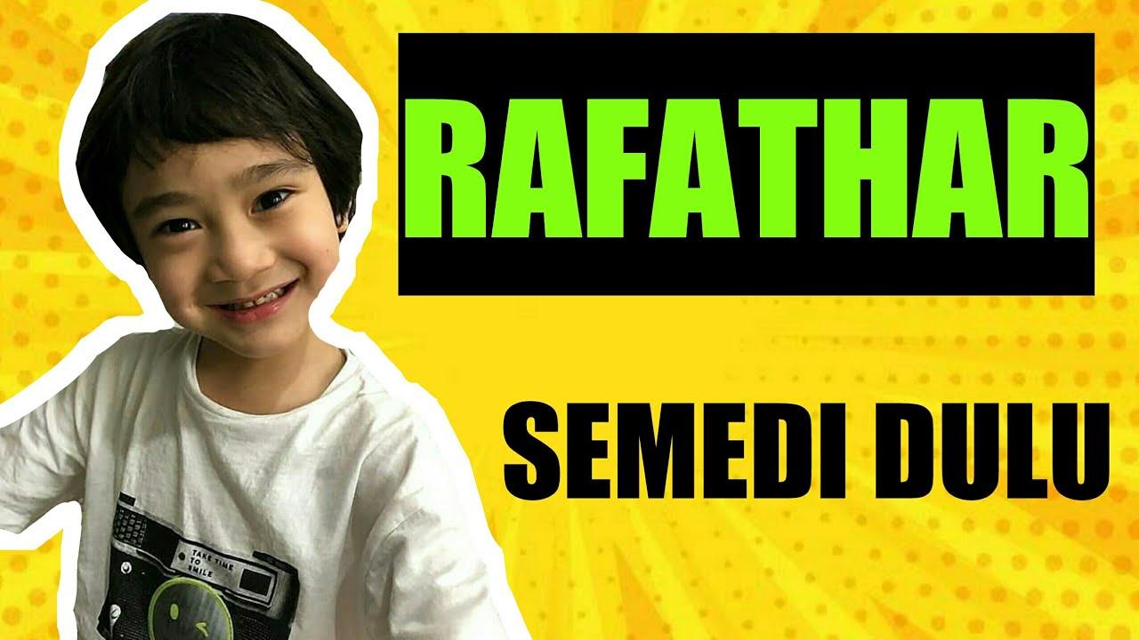 GEMESSSSSS!!!! RAFATHAR LAGI SEMEDI