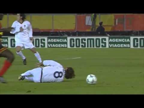 Shocking fouls from Angola   football