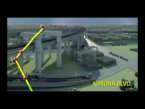Metro Manila Skyway Stage 3 -  The Bright Road Ahead