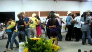 Los XV de Natalie Romero en Rodeo, Dgo en las bodegas Julio 2010