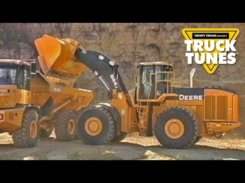Kids Truck Video - Front End Loader