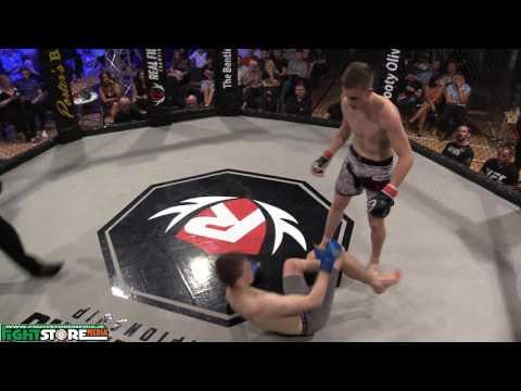 John Mitchell vs Nathan O'Neill - Real Fighting Championship 1