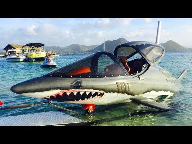 7 Machines Aquatiques Géniales à Essayer Absolument !